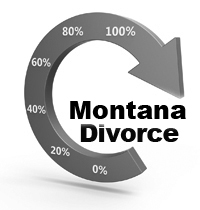 Montana online divorce process